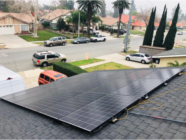 Solar Installation in West Hollywood