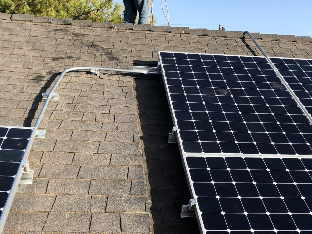 Solar Installation for Leila and Amin in Beverly Hills