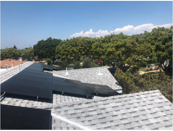 Roof Replacement and solar Installation in Culver City