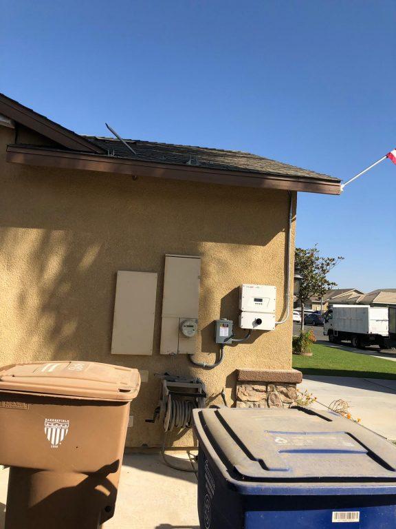 Solar Installation in East LA